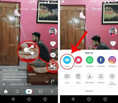 Image 3: Top Ways to Download TikTok Videos on Android