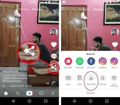 Image 2: Top Ways to Download TikTok Videos on Android