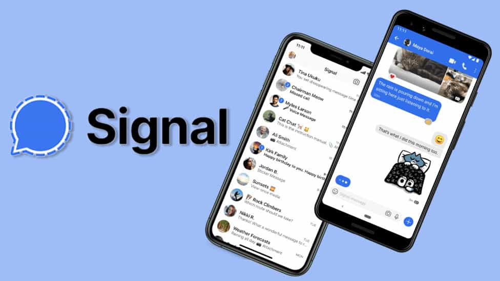 Image 1: What is Signal App and How to Use it on Android