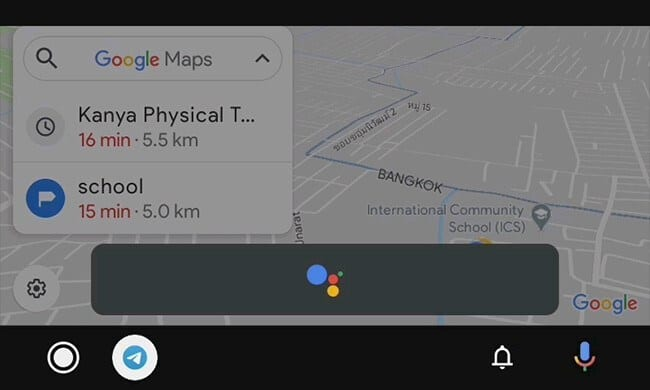 Image 4: WhatsApp in Android Auto: Everything you Can and Can't Do